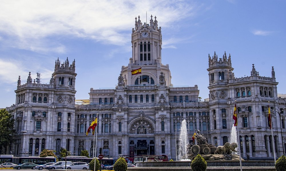 Municipio, Madrid
